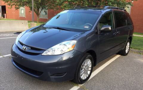 2010 Toyota Sienna for sale at Commercial Street Auto Sales in Lynn MA