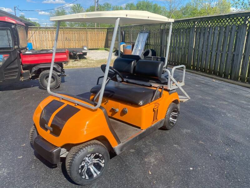 2002 Yamaha Golf Cart G Gas for sale at CarSmart Auto Group in Orleans IN