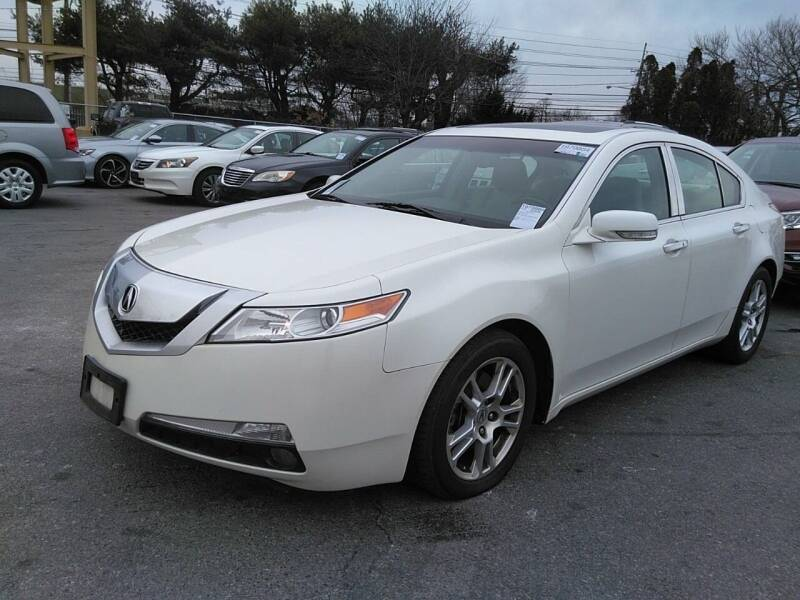 2009 Acura TL for sale at MOUNT EDEN MOTORS INC in Bronx NY
