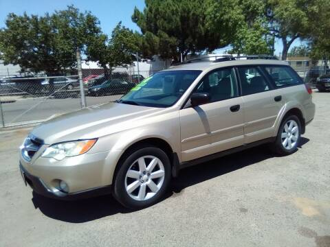 2008 Subaru Outback for sale at Larry's Auto Sales Inc. in Fresno CA