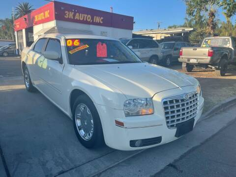 2006 Chrysler 300 for sale at 3K Auto in Escondido CA