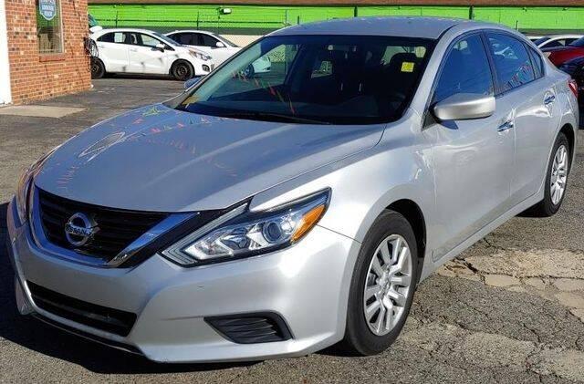 2016 Nissan Altima for sale at L&M Auto Import in Gastonia NC