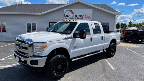 2015 Ford F-350 Super Duty for sale at Action Motor Sales in Gaylord MI