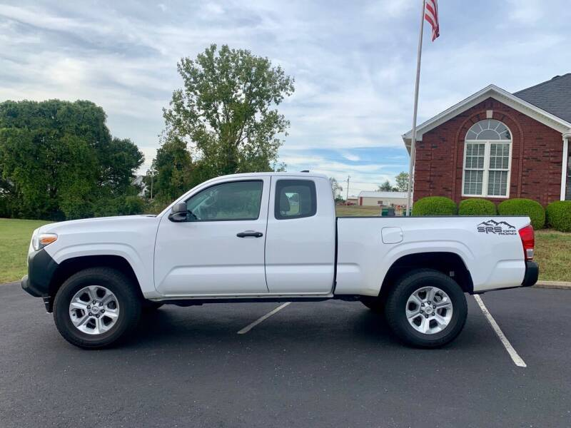 2016 Toyota Tacoma for sale at HillView Motors in Shepherdsville KY