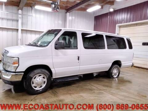 2011 Ford E-Series Wagon for sale at East Coast Auto Source Inc. in Bedford VA