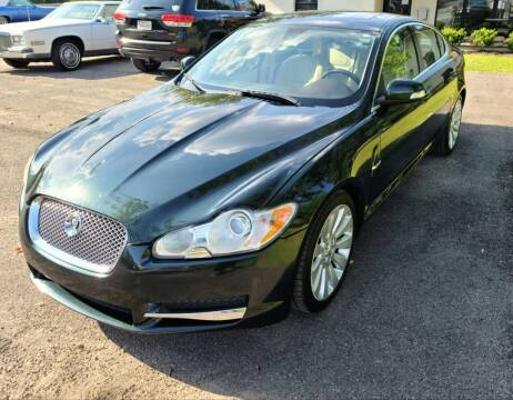 2009 Jaguar XF for sale at MG Autohaus in New Caney TX