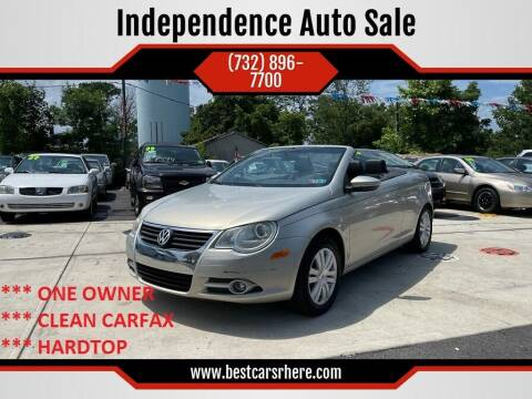2009 Volkswagen Eos for sale at Independence Auto Sale in Bordentown NJ