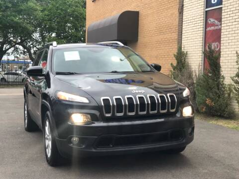 2015 Jeep Cherokee for sale at Auto Imports in Houston TX