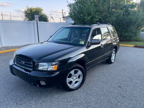 2003 Subaru Forester for sale at Giordano Auto Sales in Hasbrouck Heights NJ