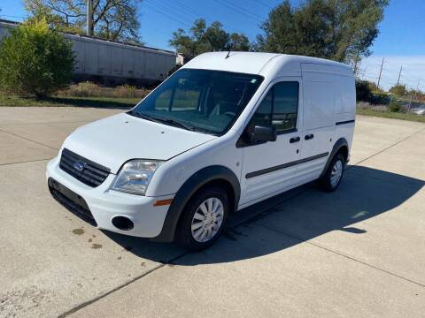 2012 Ford Transit Connect for sale at Mr. Auto in Hamilton OH