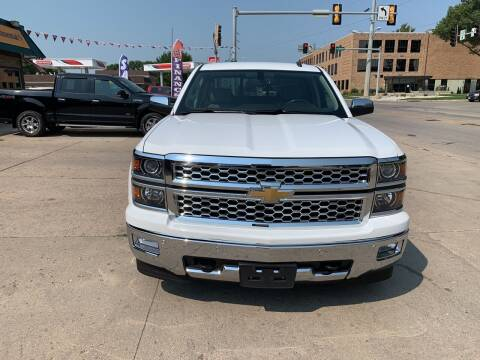 2014 Chevrolet Silverado 1500 for sale at Mulder Auto Tire and Lube in Orange City IA