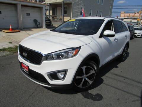 2016 Kia Sorento for sale at Dina Auto Sales in Paterson NJ