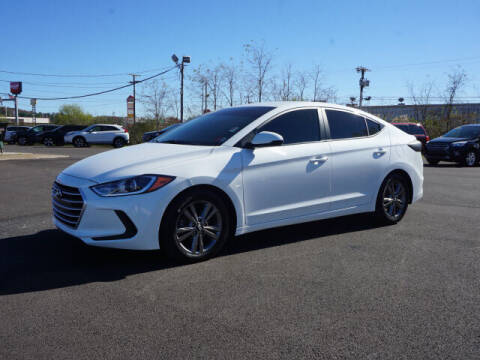 2017 Hyundai Elantra for sale at Stephens Auto Center of Beckley in Beckley WV