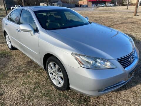 2007 Lexus ES 350 for sale at Texas Select Autos LLC in Mckinney TX