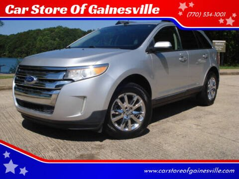 2013 Ford Edge for sale at Car Store Of Gainesville in Oakwood GA