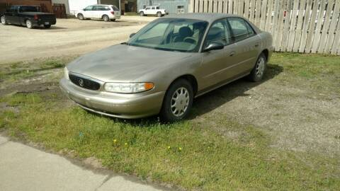 2003 Buick Century for sale at Lee Chevrolet in Frankfort KS