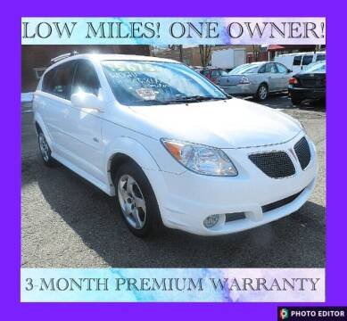 2007 Pontiac Vibe for sale at 2010 Auto Sales in Glassport PA