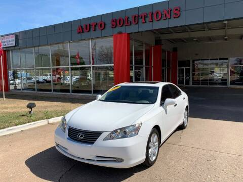2009 Lexus ES 350 for sale at Auto Solutions in Warr Acres OK