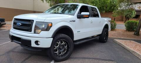 2014 Ford F-150 for sale at Arizona Auto Resource in Tempe AZ