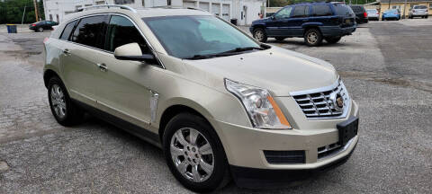 2014 Cadillac SRX for sale at WEELZ in New Castle DE