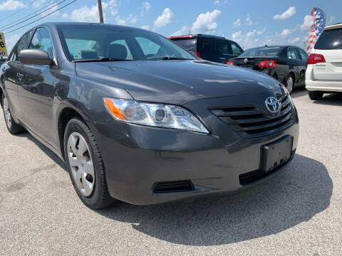 2009 Toyota Camry for sale at STL Automotive Group in O'Fallon MO