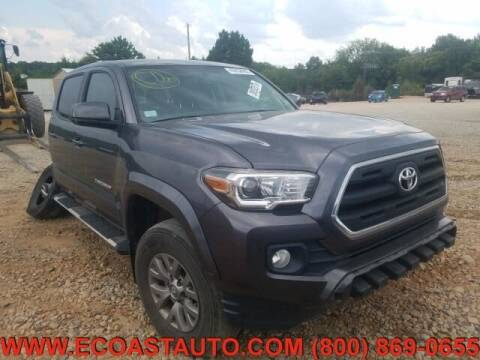 2017 Toyota Tacoma for sale at East Coast Auto Source Inc. in Bedford VA