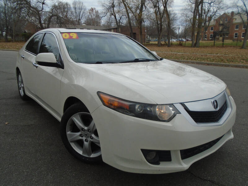 2009 Acura TSX for sale at Sunshine Auto Sales in Kansas City MO