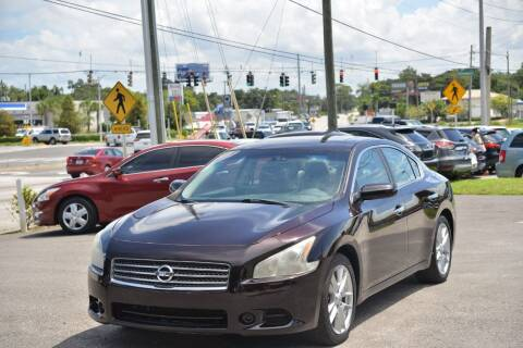 2011 Nissan Maxima for sale at Motor Car Concepts II - Kirkman Location in Orlando FL