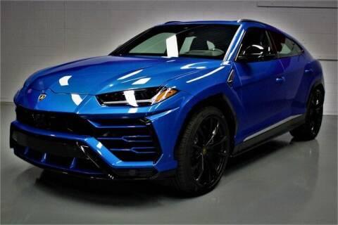2020 Lamborghini Urus for sale at Road Runner Auto Sales WAYNE in Wayne MI