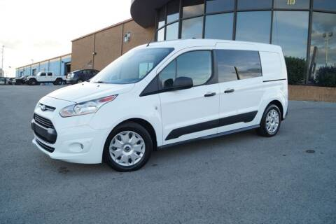 2018 Ford Transit Connect Cargo for sale at Next Ride Motors in Nashville TN