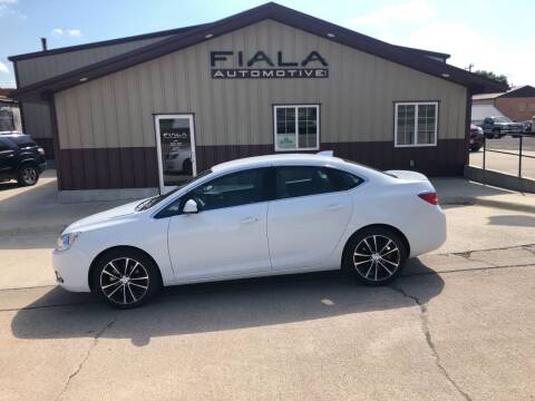 2016 Buick Verano for sale at Fiala Automotive in Howells NE