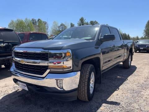 2018 Chevrolet Silverado 1500 for sale at Al's Auto Inc. in Bruce Crossing MI