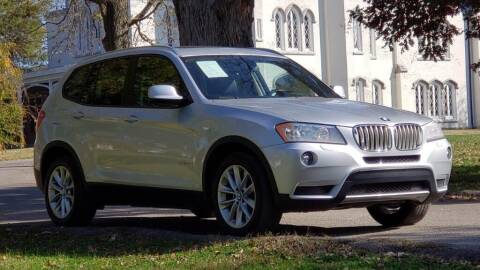 2014 BMW X3 for sale at Digital Auto in Lexington KY