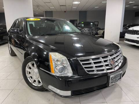 2010 Cadillac DTS for sale at Auto Mall of Springfield in Springfield IL