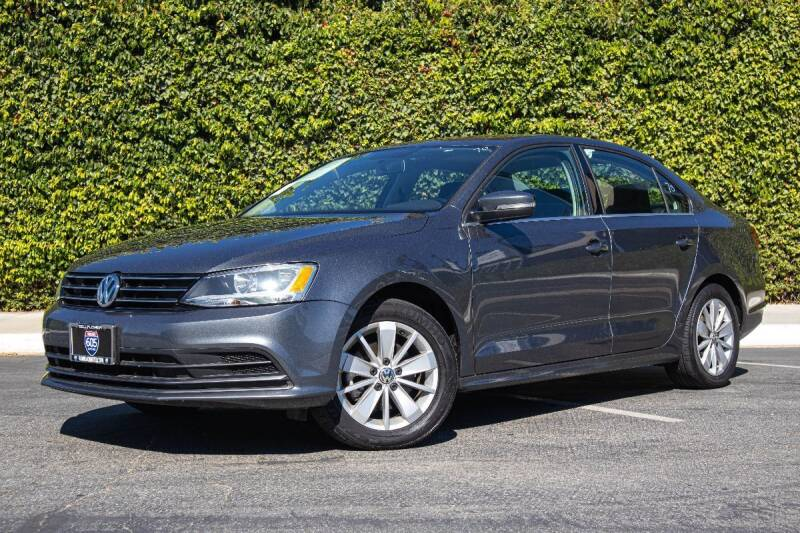 2016 Volkswagen Jetta for sale at 605 Auto  Inc. in Bellflower CA