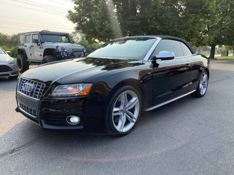 2012 Audi S5 for sale at VK Auto Imports in Wheeling IL