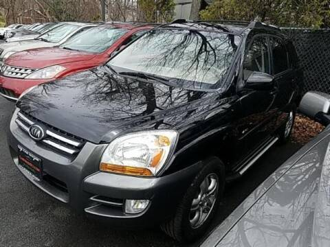 2008 Kia Sportage for sale at Cj king of car loans/JJ's Best Auto Sales in Troy MI