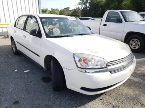 2005 Chevrolet Malibu for sale at C & P Autos, Inc. in Ruston LA
