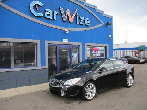2016 Buick Regal for sale at Carwize in Detroit MI