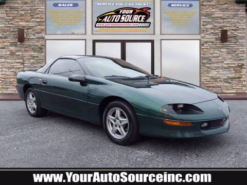 1994 Chevrolet Camaro for sale at Your Auto Source in York PA