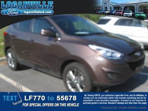 2015 Hyundai Tucson for sale at Loganville Quick Lane and Tire Center in Loganville GA