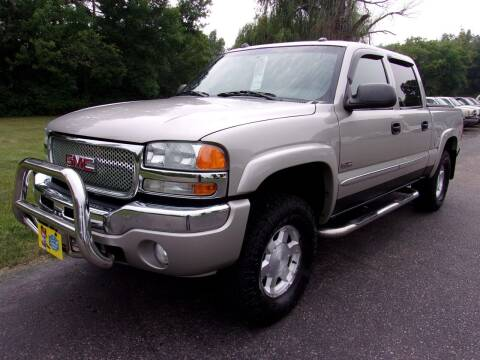 2004 GMC Sierra 1500 for sale at American Auto Sales in Forest Lake MN