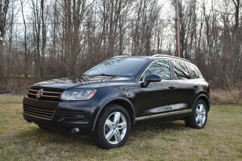 2012 Volkswagen Touareg for sale at Or Best Offer Motorsports in Columbus OH