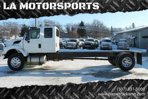 2013 International WorkStar 7300 for sale at LA MOTORSPORTS in Windom MN