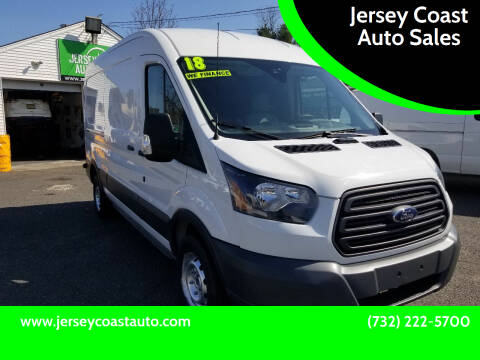 2018 Ford Transit Cargo for sale at Jersey Coast Auto Sales in Long Branch NJ