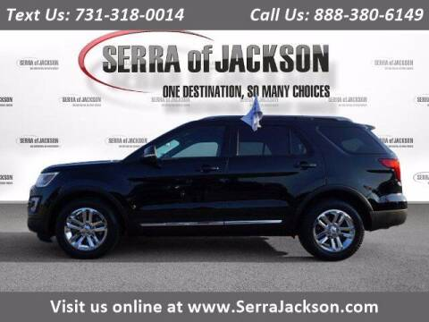 2017 Ford Explorer for sale at Serra Of Jackson in Jackson TN