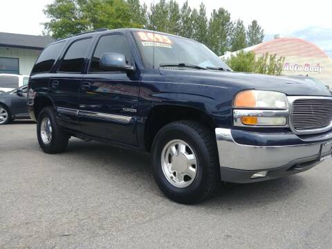 2005 GMC Yukon for sale at Low Auto Sales in Sedro Woolley WA