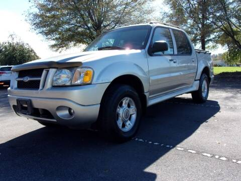 2004 Ford Explorer Sport Trac for sale at Unique Auto Brokers in Kingsport TN