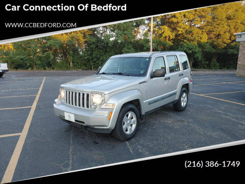 2010 Jeep Liberty for sale at Car Connection of Bedford in Bedford OH