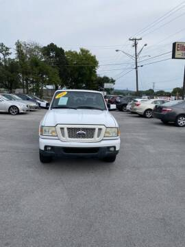 2007 Ford Ranger for sale at Elite Motors in Knoxville TN